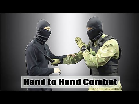 Special Forces Hand to Hand Combat