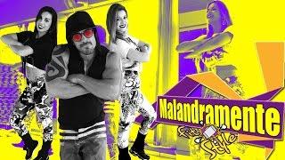 Malandramente - Dennis e Mc's Nandinho e Nego Bam - Coreografia Prof Jefin Marreta (Equipe Marreta)