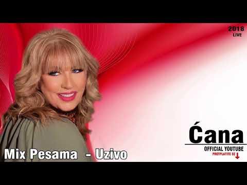 Cana - Mix pesama uzivo - Live 2018
