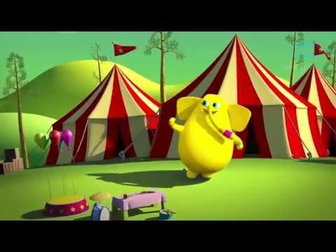 Había Una Vez un Circo  Rondas y Canciones Infantiles 2