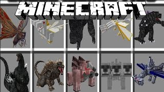 MONSTROS GIGANTES NO MINECRAFT!!!!!