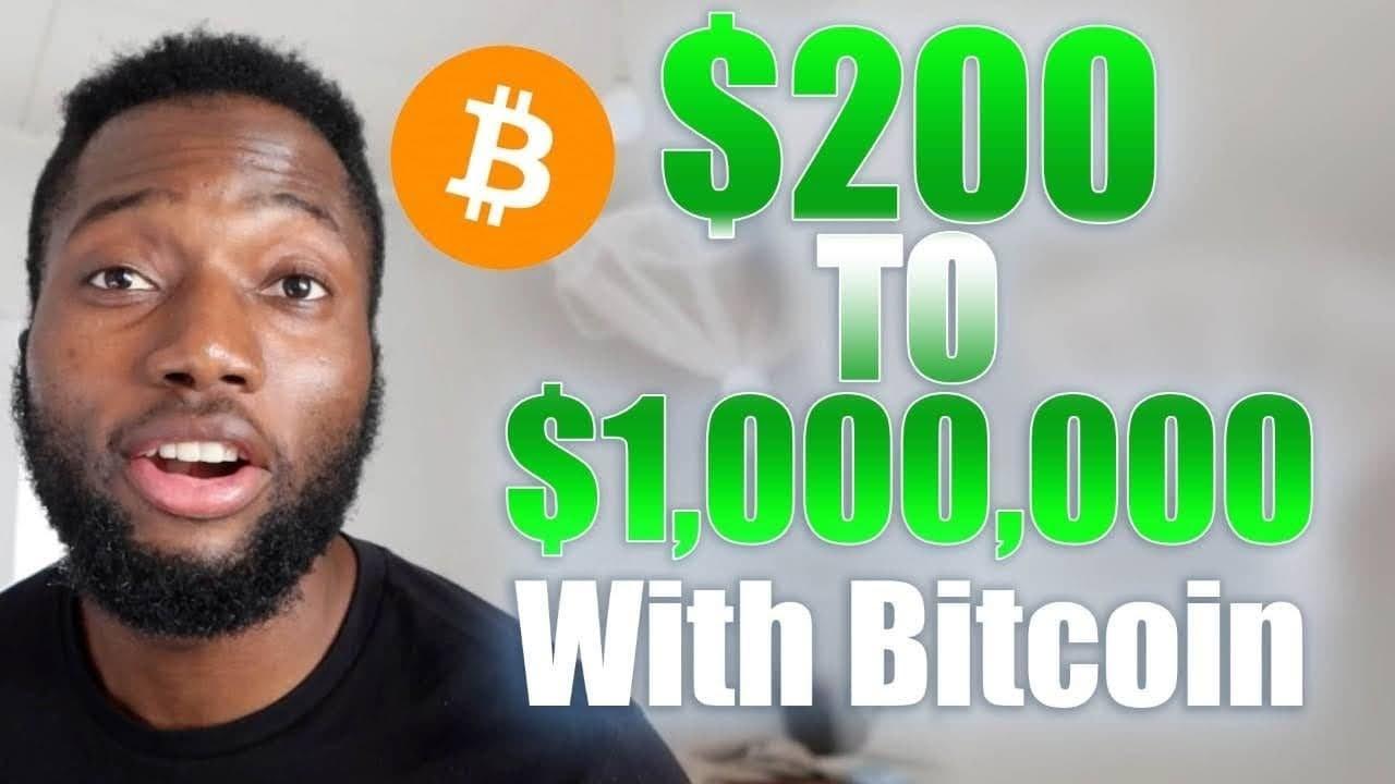 hogyan lehet bitcoinot készíteni a semmiből 2021 videó