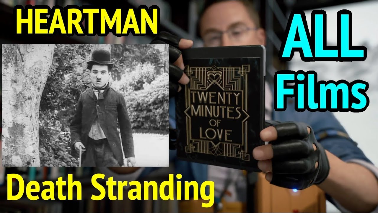 Death Stranding: Heartman Film Collection: Twenty Minutes of Love (Charlie Chaplin) thumbnail
