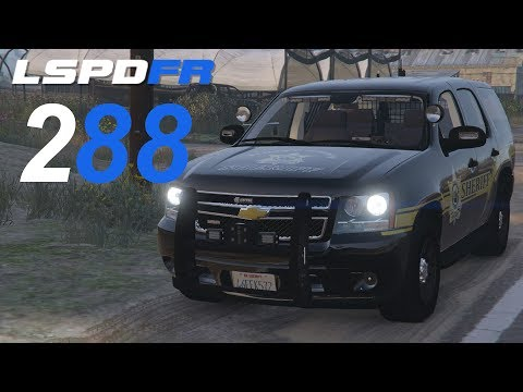 GTA 5 LSPDFR SP #288 Albany County Sheriff Department