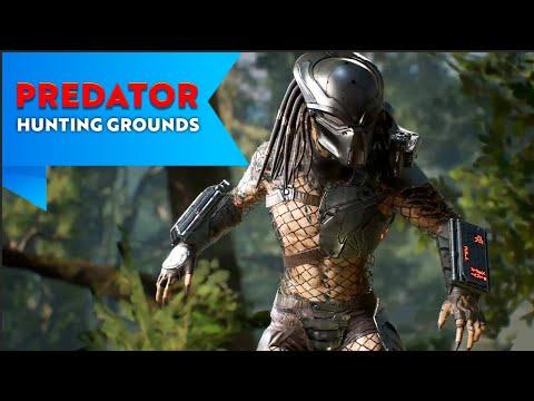 Gameplay Predator Husting Grounds ¿Cazador O Presa? ¡Brutal¡