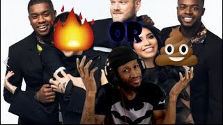 This is my first time EVER listening to Pentatonix ! I do not own c...