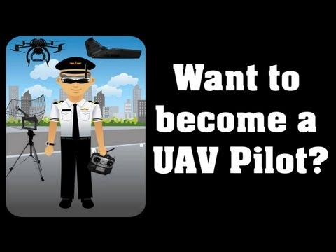 UAV Pilot jobs UAV Pilot - YouTube