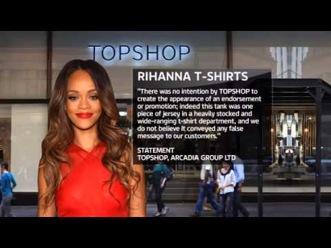 Rihanna Wins Topshop Image Rights Fight