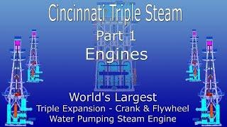 World's Largest Triple Expansion Steam E...