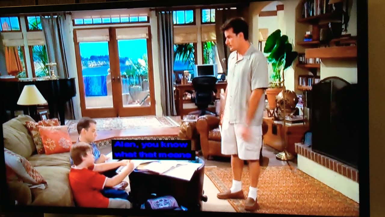 Download Two and a Half Men Season 2 Episode 3 Part 4