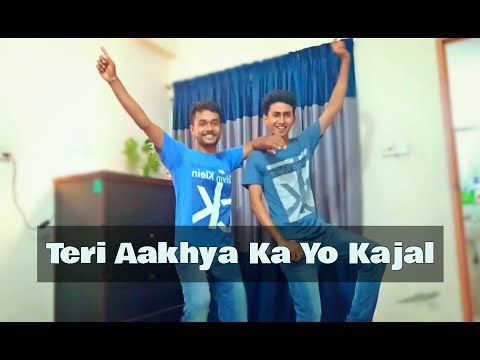 teri-aakhya-ka-yo-kajal-|-brothers-full-on-dance-mood-|-joy-&-jewel