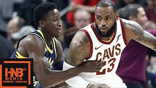Cleveland Cavaliers vs Indiana Pacers Full Game Highlights / Week 8 / Dec 8