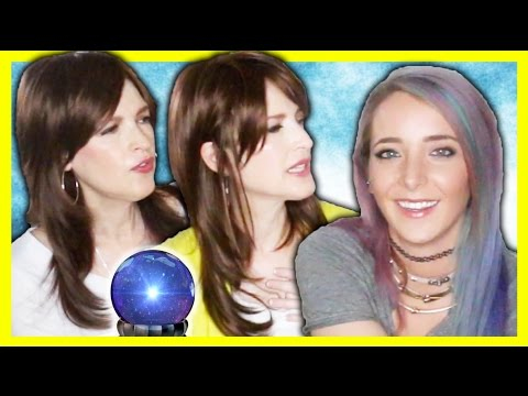PSYCHIC READING with JENNA MARBLES