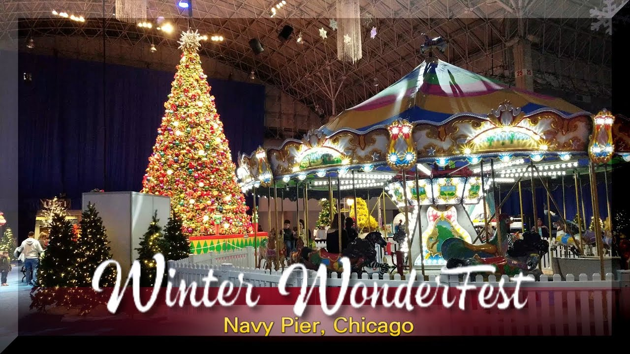 Christmas In Chicago Images.Christmas In Chicago Free Tours By Foot