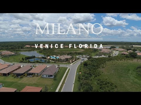 Milano | New Homes for Sale | Venice FL