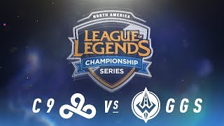 Video C9 vs. GGS - Week 7 Day 2 | NA LCS Spring Split | Cloud9 vs. Golden Guardians (2018) download MP3, 3GP, MP4, WEBM, AVI, FLV Juni 2018