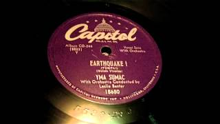 Yma Sumac - Earthquake 78 rpm!