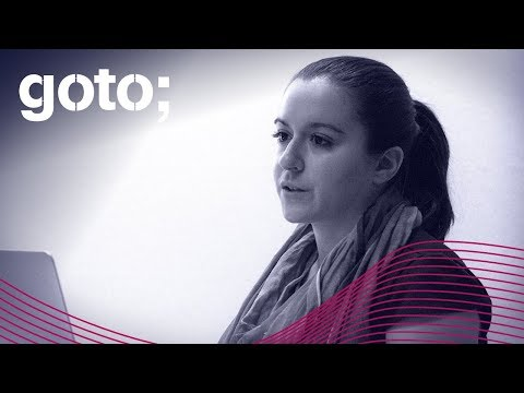 GOTO 2017 • Machine Learning in the Wild: Techniques for Understanding your Audience • Sarah Guido