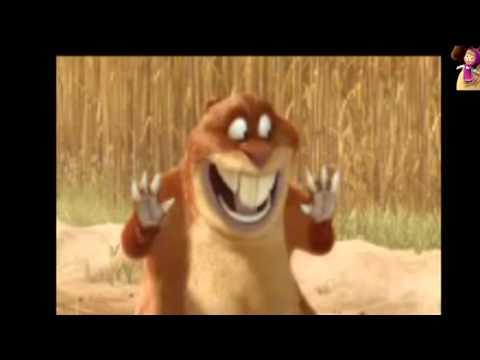 Мультик про забавного Хорька,Funny Cartoon About Ferret.