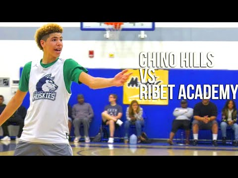Chino Hills VS Ribet Academy Without Gelo Ball | Full Highlights Week 3 at theLEAGUE