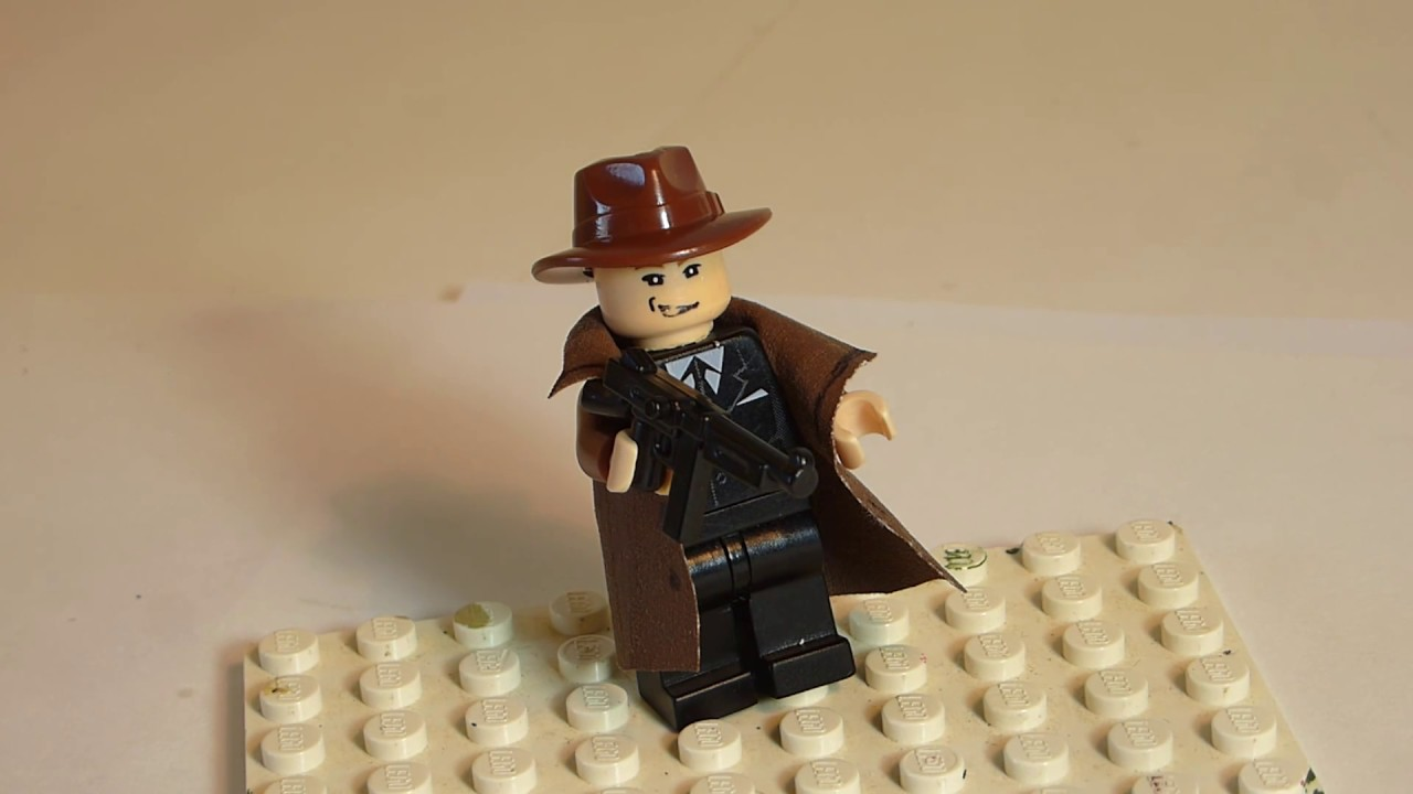 How To Make Lego Trench Coats For Your, Lego Minifigure Scale Trench Coat
