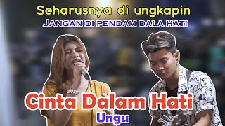 Cinta Dalam Hati Ungu Cover By Nabila Maharani Ft Tri Suaka And Kucur Band