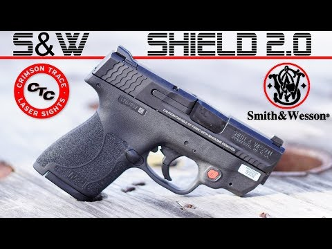 SHIELD 2.0 with Crimson Trace - REVIEW