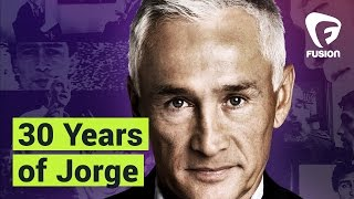 Jorge Ramos Has Been Breaking Barriers for 30 Years and Has No Plans to Stop