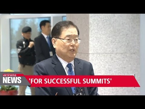 Security advisors of S. Korea, U.S. and Japan agree to cooperate for successful summits with...
