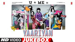 Yaariyan Full Songs | Video Jukebox | Himansh Kohli, Rakul Preet | Divya Khosla Kumar