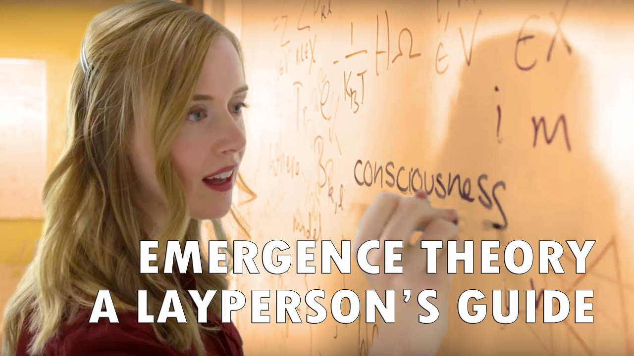 Emergence Theory: A Layperson's Guide