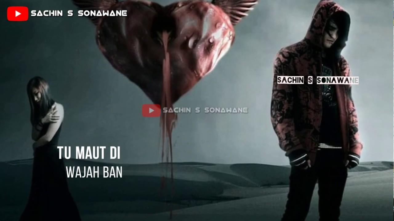 tenu samajh baitha main zindagi status song hard broken /hard touching sad  status song
