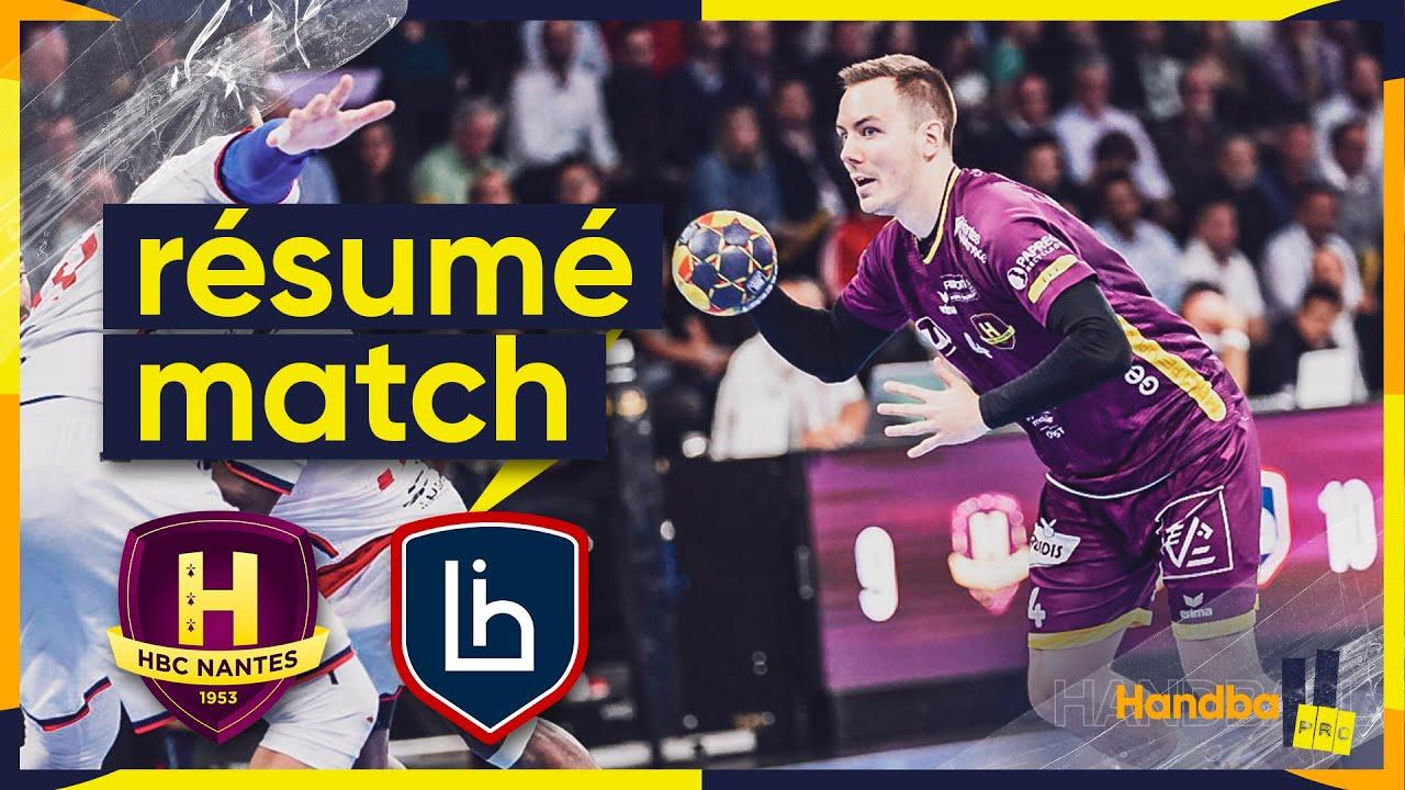 Download Nantes/Limoges, le résumé du match