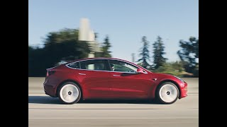 Tesla Model 3 Performance 2018 : 1er essai en vidéo