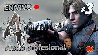RESIDENT EVIL 4: APRETA CUEA EDITION #3 EN VIVO