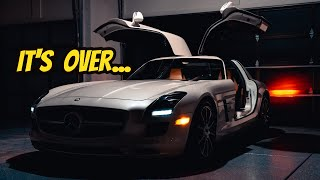 The Fate Of My Mercedes SLS AMG After A Major Mixup In Fluid (And My Friendship With Car Wizard)