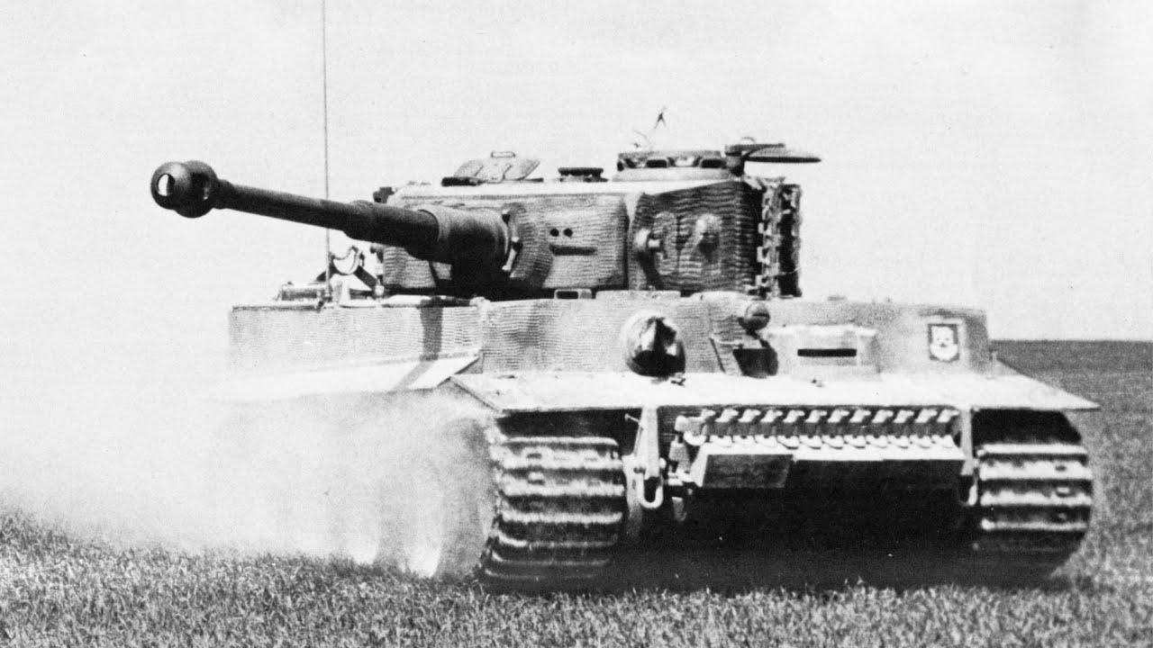 Tiger Deutsch