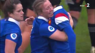 France - NZélande [Rugby Féminin//2nd Match] 2018
