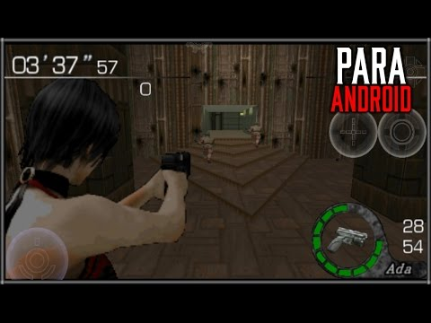 Resident Evil 4 The Mercenaries Para Android Youtube