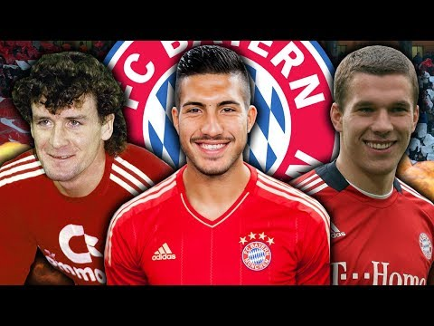 10 Players You Forgot Played For Bayern Munich!