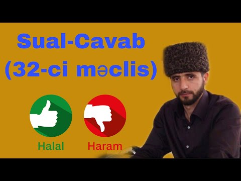 Sual-cavab (32-ci məclis)