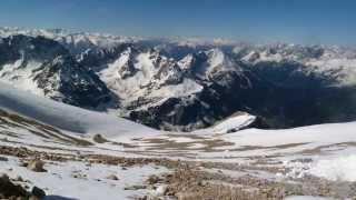 Neue Welt - Skivariante Zugspitze