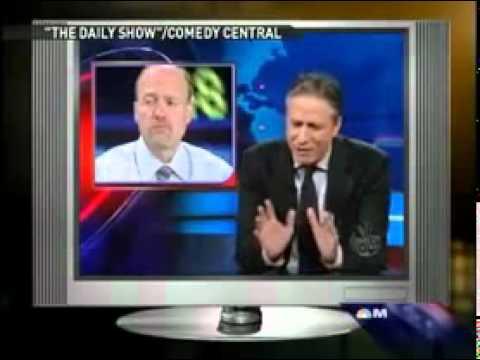 Jon Stewart PWNS Jim Cramer on The Daily Show Face 2 Face Full Episode   YouTube