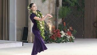 Repeat youtube video フラガール 「Ke Kali Nei Au」 ハワイアンズ ビーチシアター