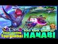 Hanabi Solo Rank Gameplay! Top Global Hanabi By Cocol X Gaming ~ Mobile Legends