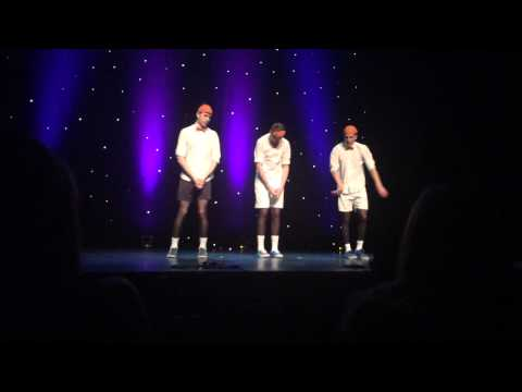 Hilarious Dance Routine