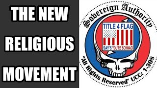 The new religious movement: Sovereign Citizens