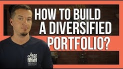 How to build a diversified portfolio for retirement.