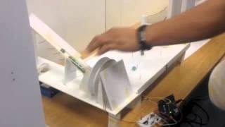 Rube Goldberg Machine from Cardboard