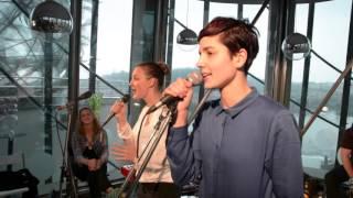 Barbora Poláková - Kráva / City live na radiu City (23.3.2016)